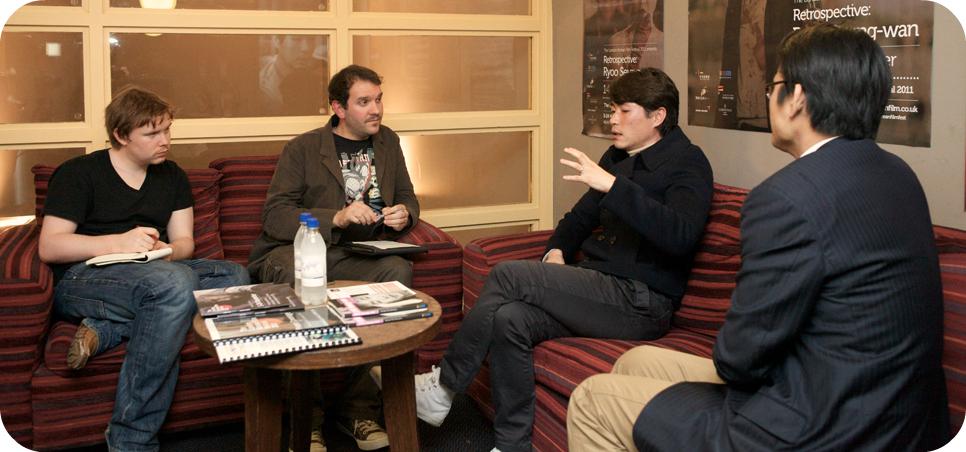 Ryoo Seung-wan Interview | Take One | TakeOneCFF.com