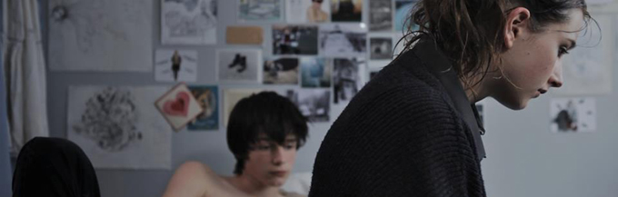 teenage girls on film